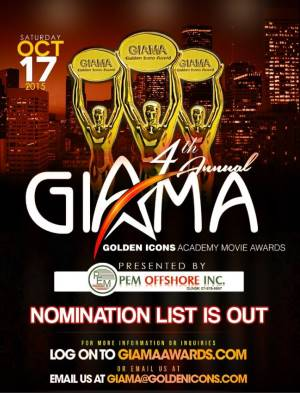 NOMINATIONS ANNOUNCED FOR 2015 GIAMA